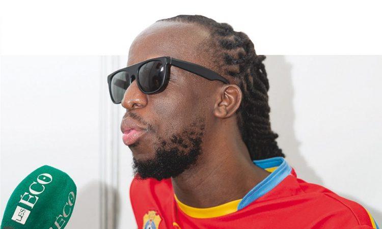 Youssoupha , rappeur congolais